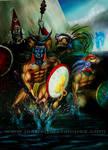 Somos guerreros