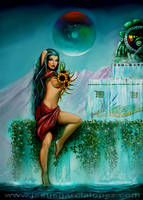Jardines de Moctezuma by Raro666