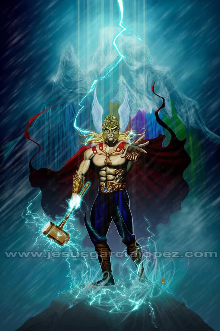 Thor by Raro666