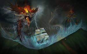 Aqueron by Raro666