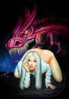 Dragon Touch by Raro666