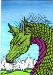 ATC Gentle Green by DRAGON-STARR