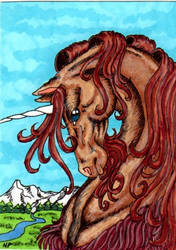 ATC Forrest Unicorn by DRAGON-STARR