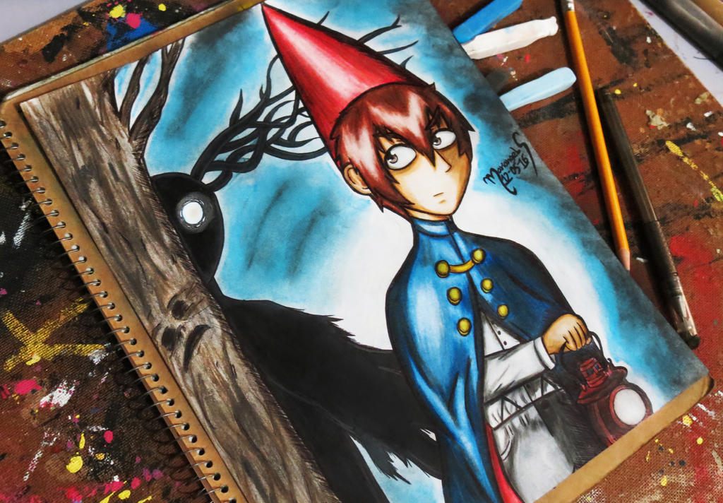 Wirt And The Beast From Over The Garden Wall By Mariangel Art On Deviantart