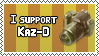 I support Kaz-D by Eitvys200