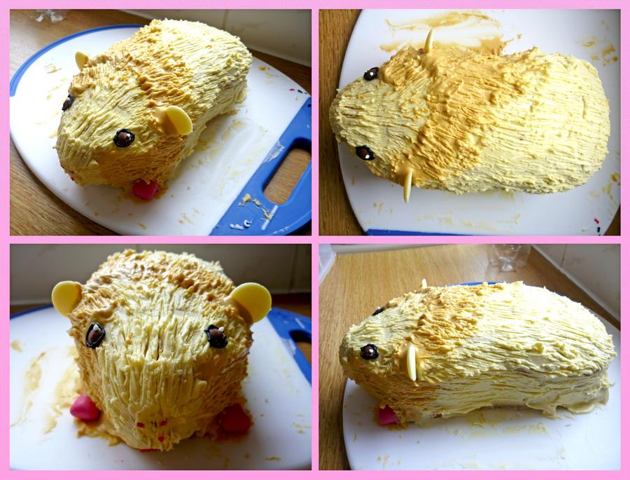 Guinea Pig Cake Tin