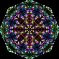 Flower Tiles by Etothetaui