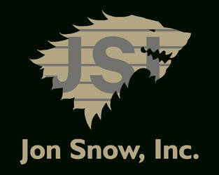 Jon Snow Inc Logo by Etothetaui