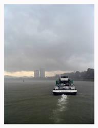 Storm about Bonn