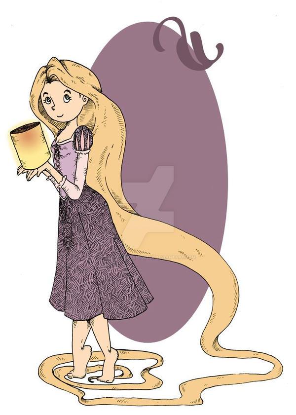 Rapunzel by xXPink-Kitten1023Xx