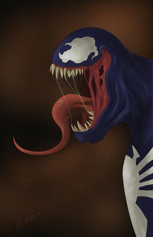 Venom by odnam92