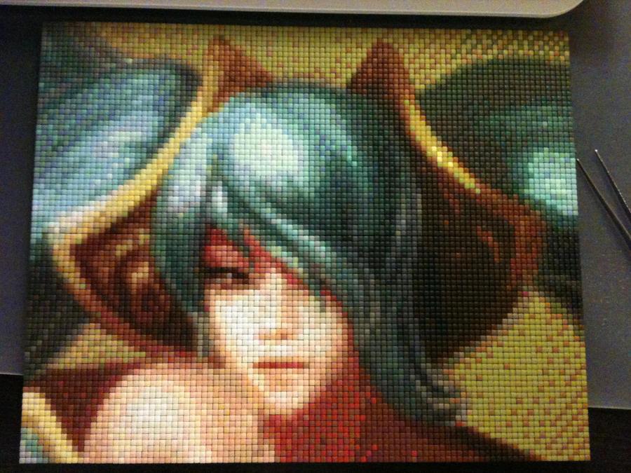 Pixelhobby: Sona (League of Legends) by KawaiiNoHime