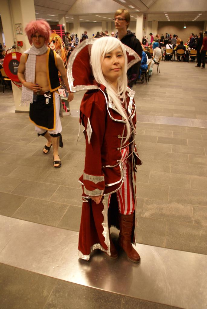 League Of Legends Female Characters Cosplay Tsunacon 2013: female ...