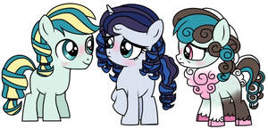 wow our mom is a hoe - [COM] coloratura foals