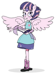 Star Iolite - Twilight Sparkle/Pearl Fusion