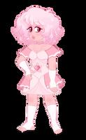 pale rose - su by unoriginaI