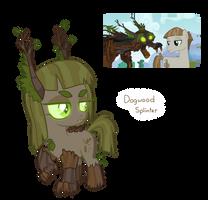 Dogwood Splinter - TimberBriar by unoriginaI