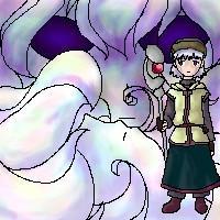 Tsukasa and Aura by mimiru
