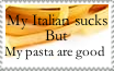 Pasta stamp by Auri3