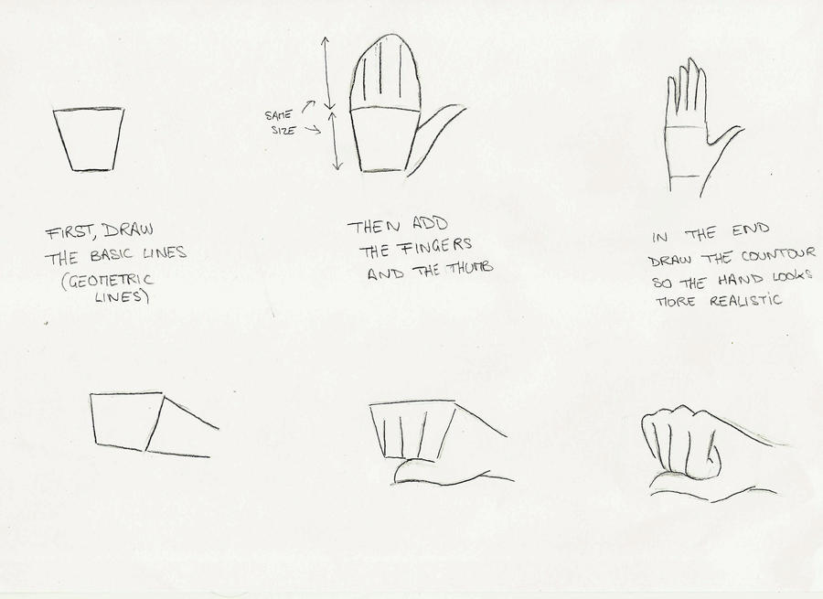 hand tutorial by Auri3
