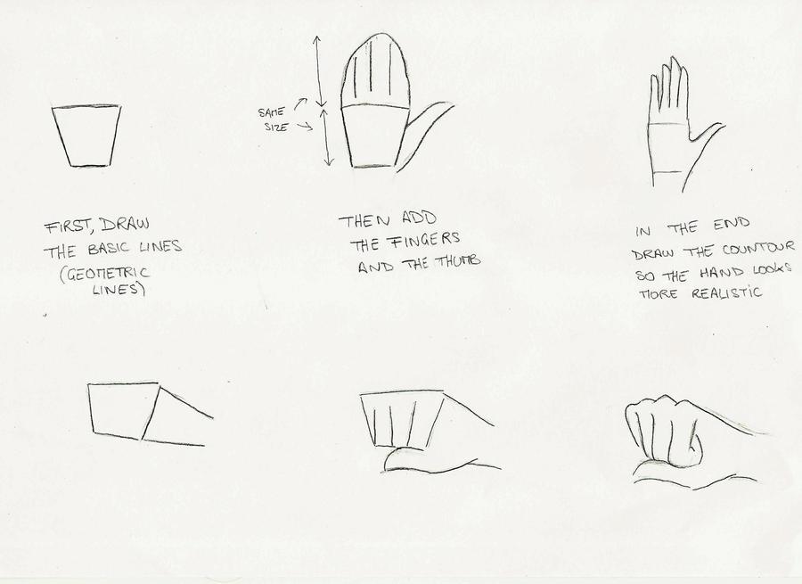 hand tutorial by Auri3