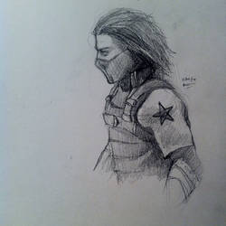 The Winter Soldier by Auri3