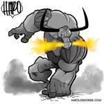 Mumbo Jumbo from Silverhawks