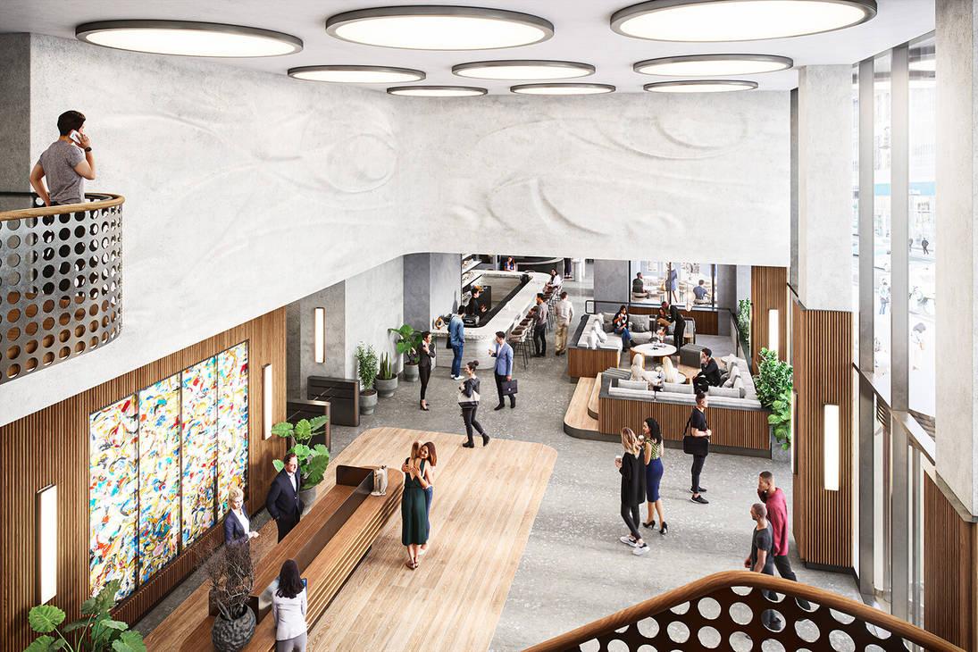 Broadway Interior Concept | Azeez Bakare Studios