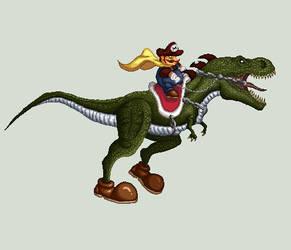 Super Mario World by Rikudo-Kan