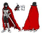 Alucard Vlad tepes form sheet