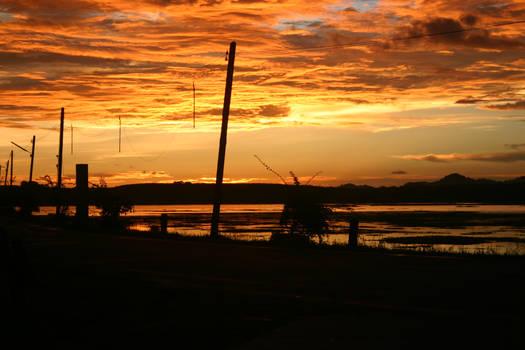 Trat Sunset