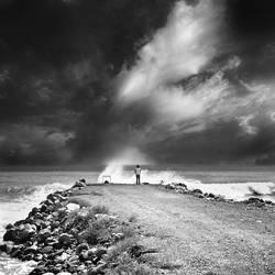 the wave watcher by myrtos