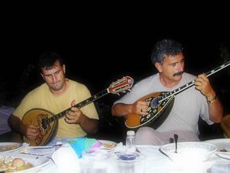 bouzouki time by myrtos