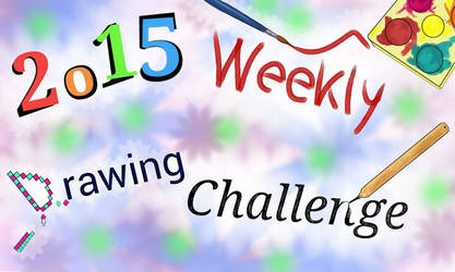 2015 Weekly Drawng Challenge