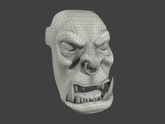 Orc WIP by shadxw