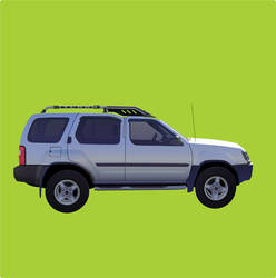 Nissan Xterra WIP by shadxw