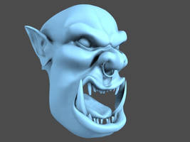 Orc WIP2 by shadxw