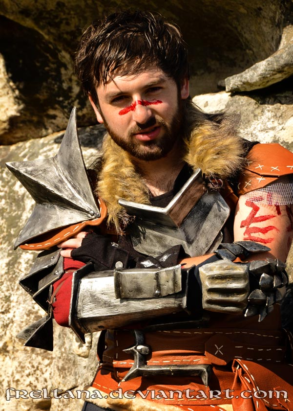 Dragon Age - Hawke by freltana