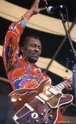Chuck Berry by MPMedia