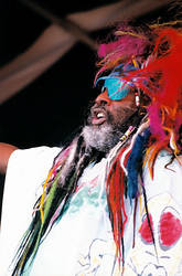 George Clinton by MPMedia
