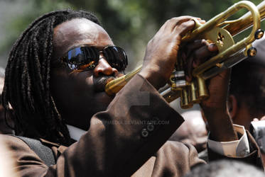 Alvin Batiste's Jazz Funeral