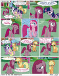 Mlp Party Of One Pag 5 creepypasta (english)