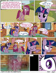 Mlp Party Of One Pag 9 creepypasta (english)