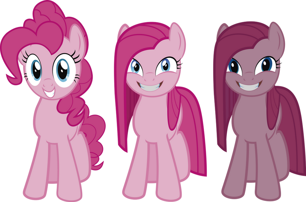 Pinkie Party Of One Creepypasta by J5A4 on DeviantArt