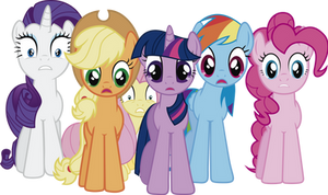 Main Six In Shock by J5A4