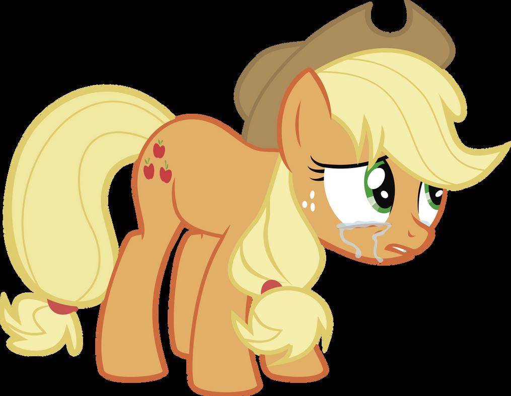 AppleJack Crying  ROBLOX