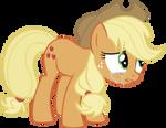 Applejack crying