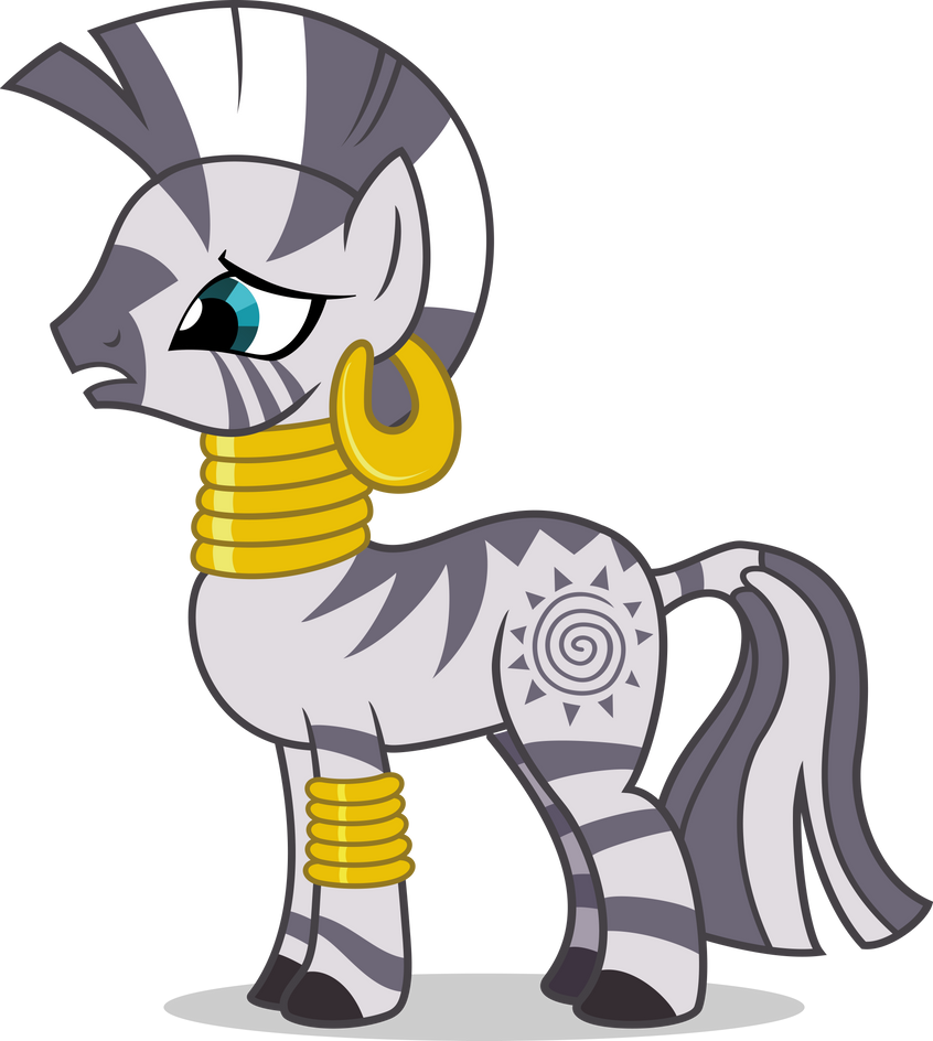 Zecora 2 By J5a4 On DeviantArt