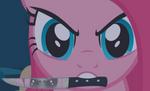 Pinkie vs DemonShy (The Rose Of Life comic)