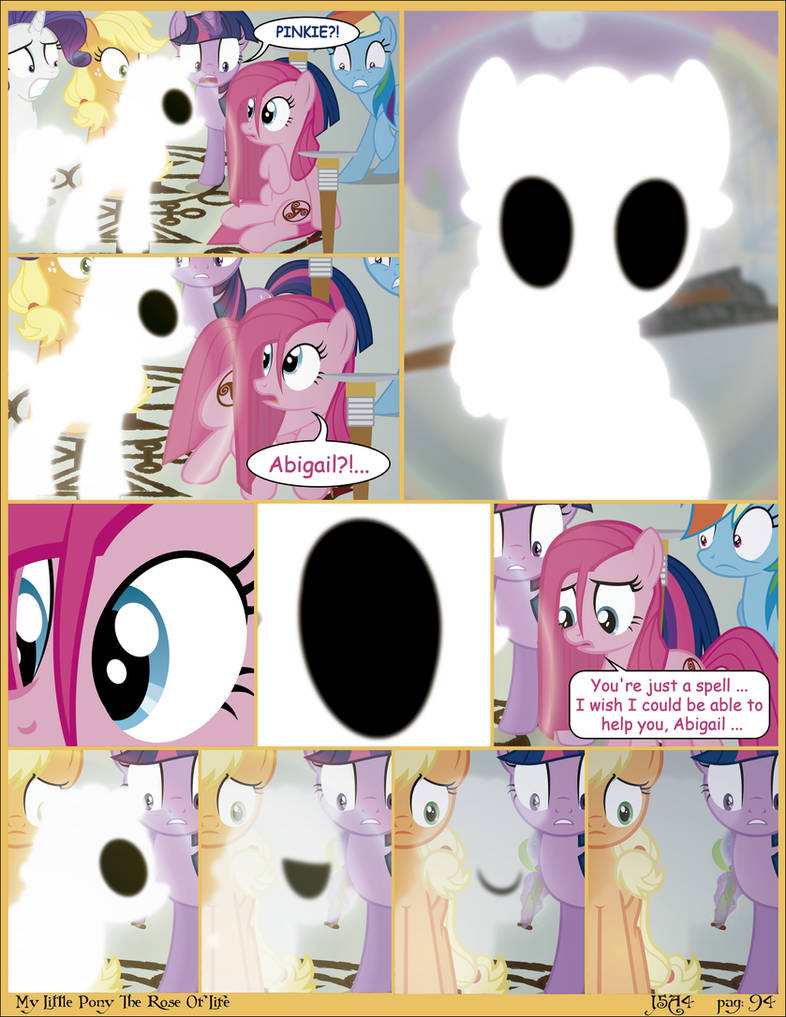 MLP The Rose Of Life pag 94 (English) by J5A4 on DeviantArt